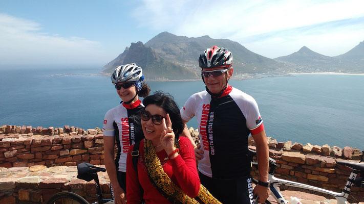 geführte Radreisen in Südafrika