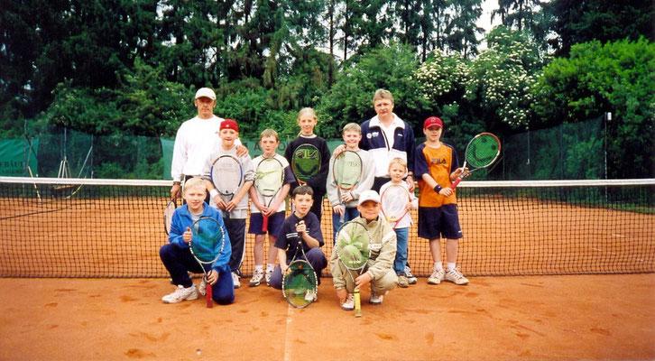 Bambinimannschaft 2000
