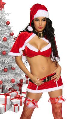 Sexy Santa-Kostüm