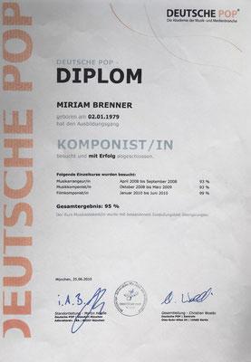 Diplom Filmkomposition