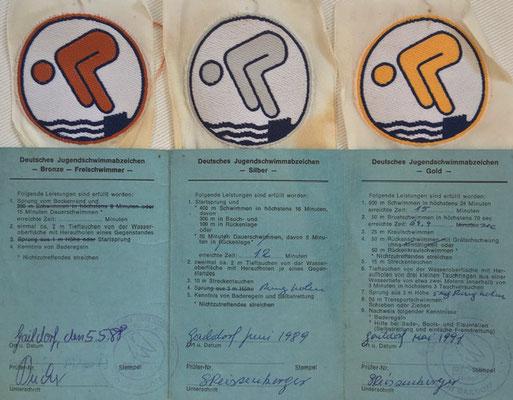 Deutsches Jugendschwimmabzeichen