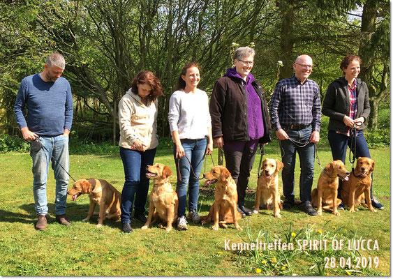 Amarone, Jon, Winston, Walter, Grappa, Molly