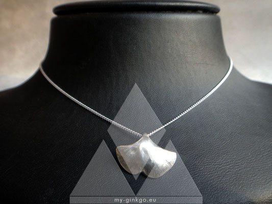 XXS Ginkgo Silber