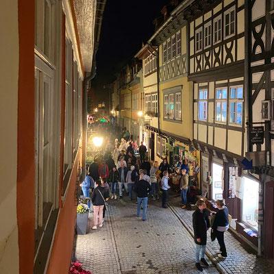 Krämerbrücke Lange Nacht der Museen