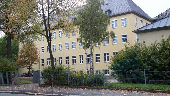 Jean-Paul-Grundschule in Bayreuth in der Königsallee