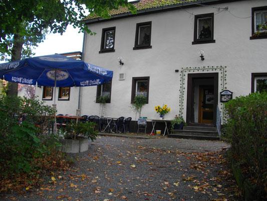 Gasthof »Eremitenhof« bei Bayreuth