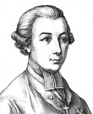 Der junge Karl Theodor von Dalberg