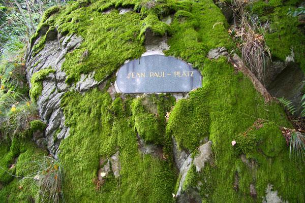 Jean-Paul-Platz bei Bad Berneck