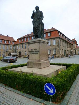 Jean-Paul-Denkmal in Bayreuth