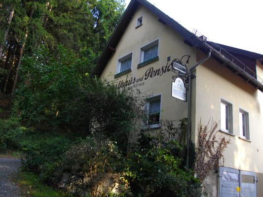 Gasthaus Entenmühle an der Ölschnitz