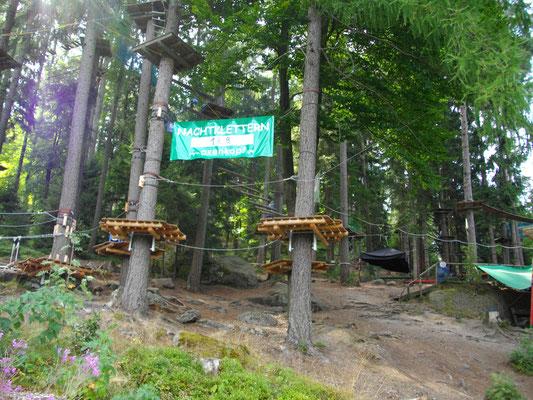 Kletterwald am Ochsenkopf