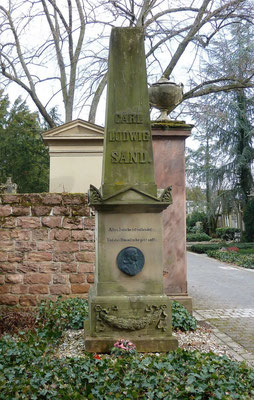 Sands Grab in Mannheim