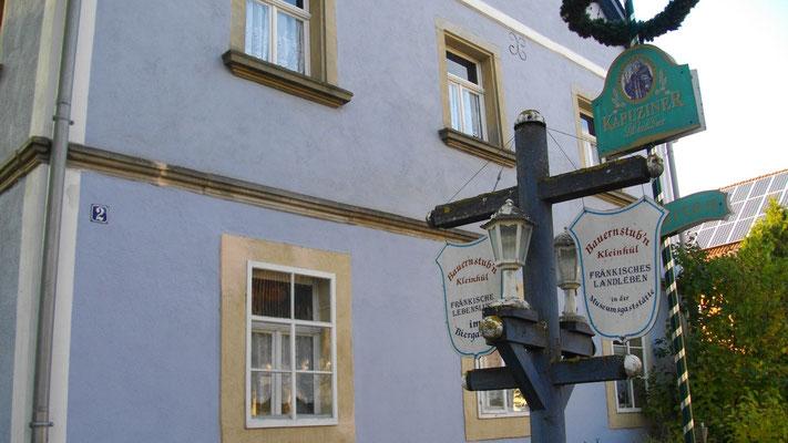 """Die """"Bauernstubn"""" in Kleinhül"""