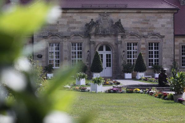 Eremitage Bayreuth – das Alte Schloss