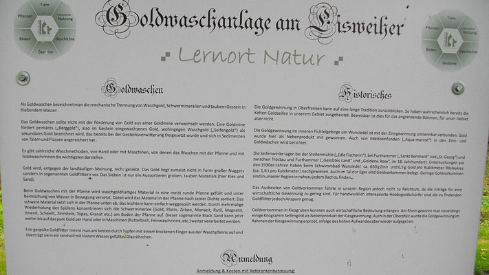 """""""Lernort Natur"""" in Wunsiedel"""