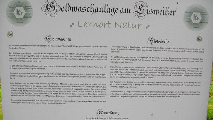 »Lernort Natur« in Wunsiedel
