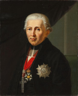 Karl Theodor von Dalberg um 1791 – Gleimhaus Halberstadt