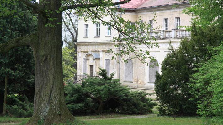 Schloss Tannenfeld heute