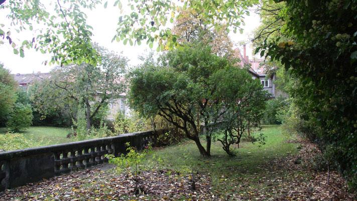 Im oberen Garten/Ebene 1