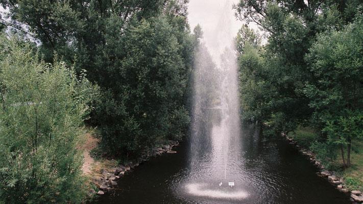 »Springbrunnenfeuerwerk«