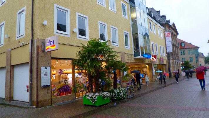 """Richard-Wagner-Straße 4 - 6, früher stand hier das Hotel """"Zur Sonne"""""""