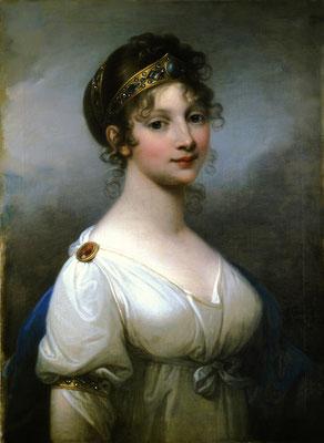 Königin Luise von Preußen – Ölgemälde von Josef Maria Grassi 1802