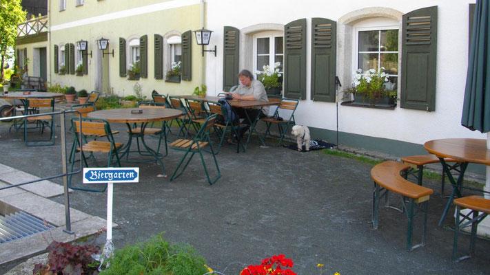 Das Gasthaus »Zur Kösseine« in Reichenbach