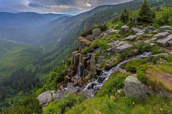Pantschefall (Pančavský vodopád)