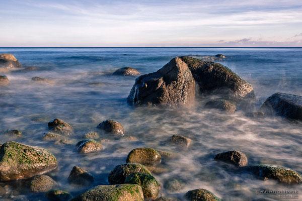 Die Ostsee bei Kap Arkona