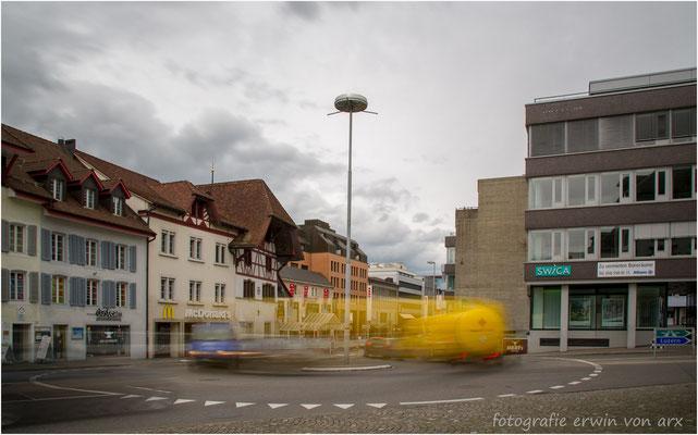 Aarau, Kreisel