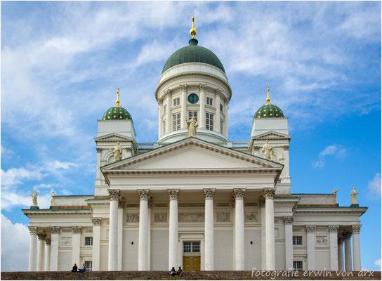 Helsinki, Domkirche