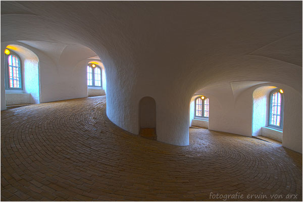 Kopenhagen, im runden Turm