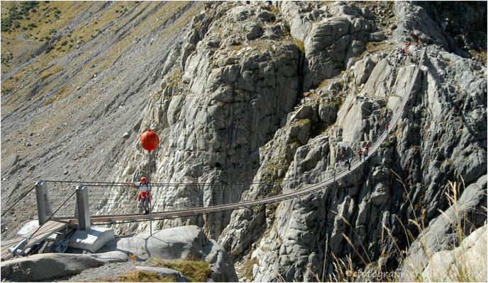 Trift Hängebrücke