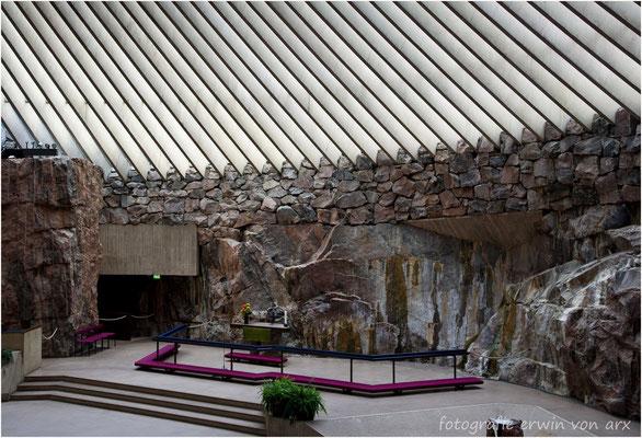 Helsinki, Felsenkirche