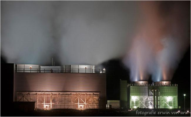 Island, Svartsegni Geothermal Pèower Plant