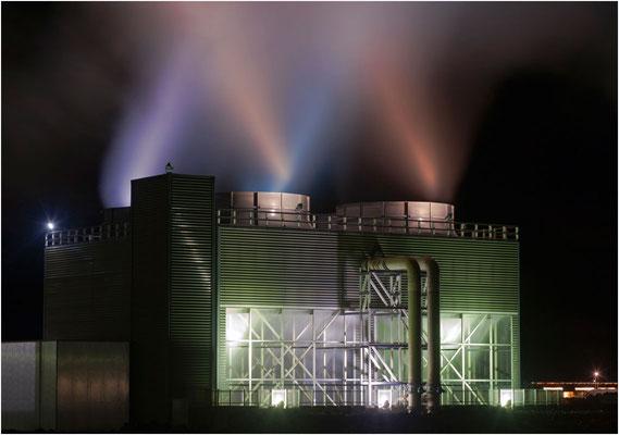 Island, Svartsegni Geothermal Power Plant
