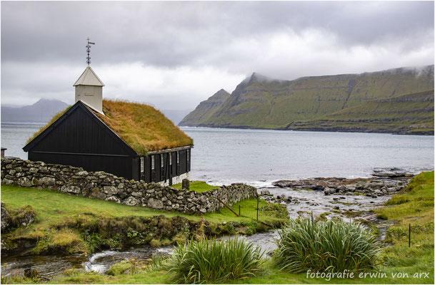 Die Kirche von Funningur