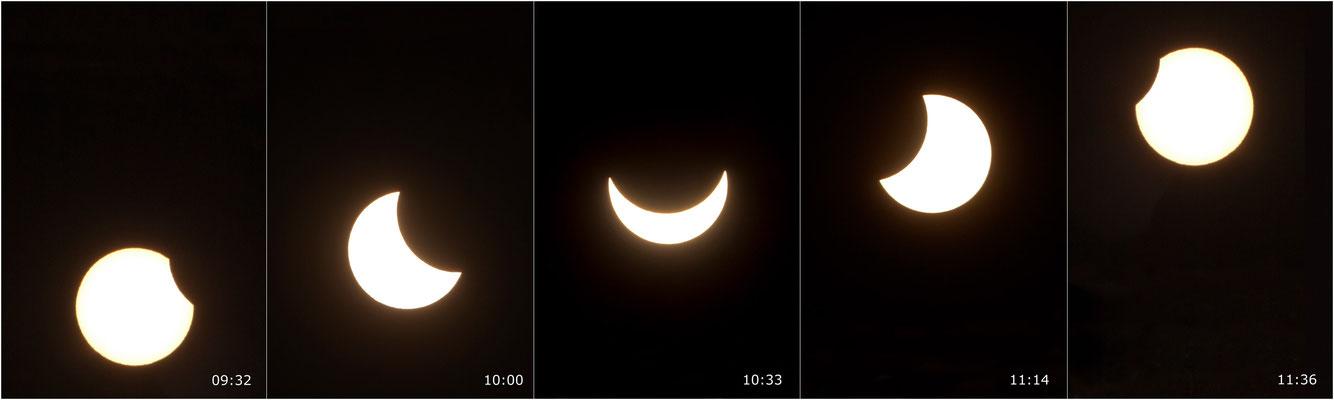 Sonnenfinsternis am 20.03.2015