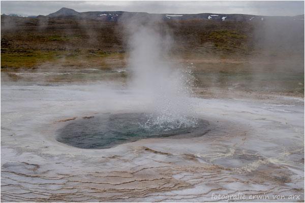 Hveravellir, Geothermal area
