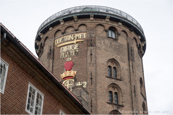Kopenhagen, runder Turm