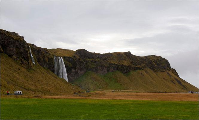 Island, Seljalandfoss