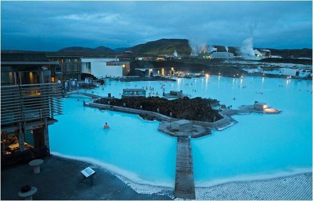 Island, die Blaue Lagune