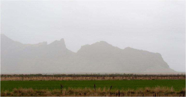 Island, keine Weitsicht