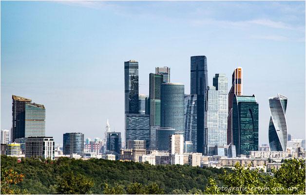 Moskau-City