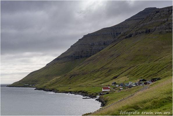 Húsar, jedes Dorf hat seine eigene Kirche