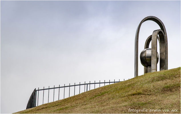 Denkmal bei Haldórsvik