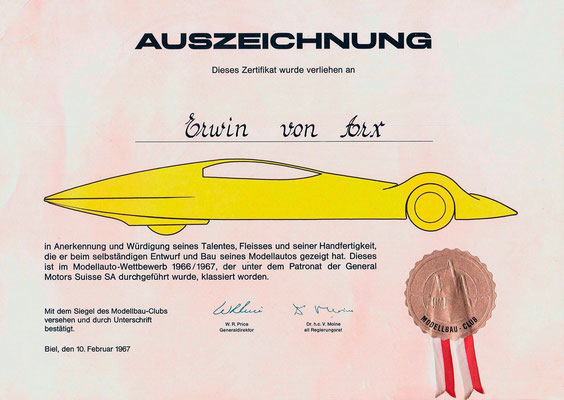 Diplom 1967