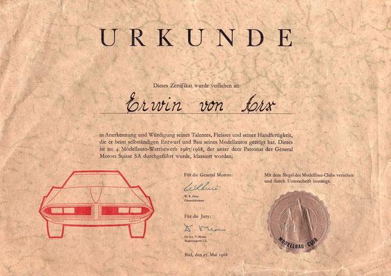 Diplom 1968