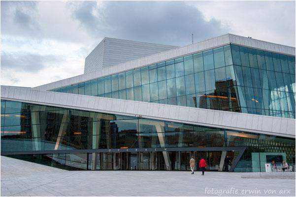 Oslo, Konzerthalle