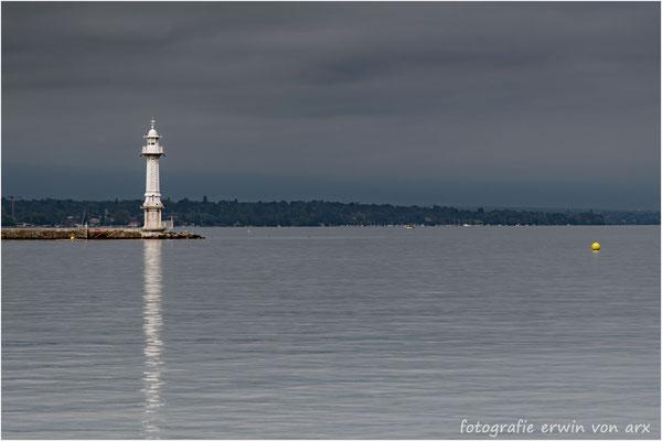 Leuchtturm von Genf
